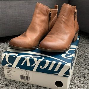 Lucky boots